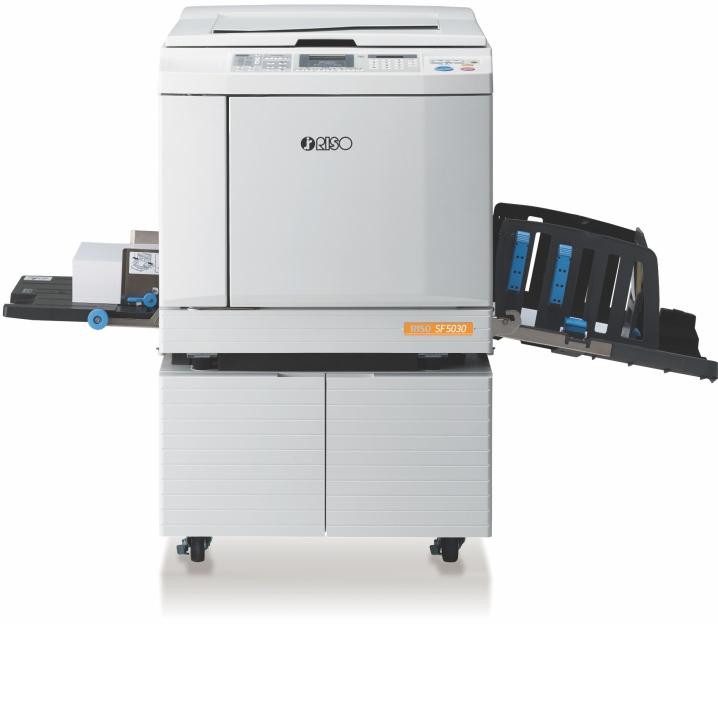 SF5030 Riso Risograph sokszorosítógép