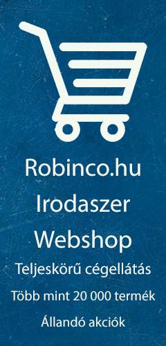 Robinco.hu irodaszer webshop